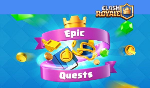 Gra Clash Royale z dużą aktualizacją i nowymi zadaniami