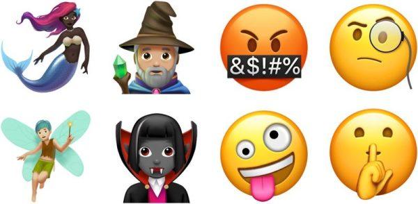 Nowe Emoji pojawią się w aktualizacji iOS 11.1