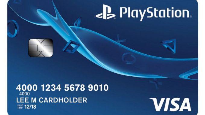 Karta kredytowa Playstation Visa (od Capital One)