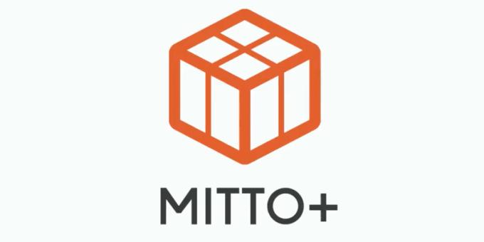 Mitto+ logo