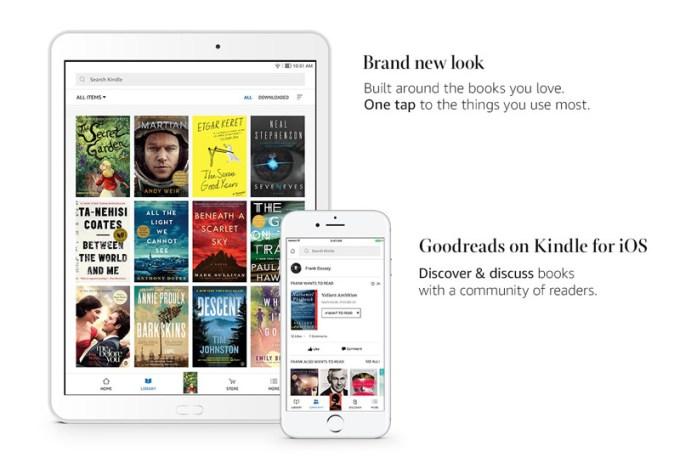 Nowa aplikacja mobilna Kindle