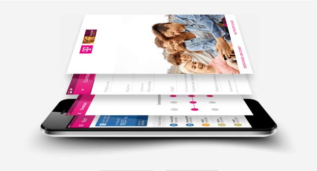 Telekom Romania - aplikacja mobilna
