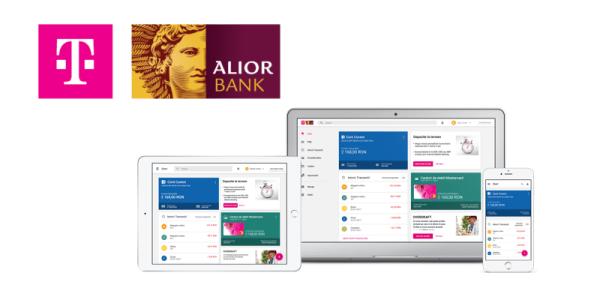 Wystartował Telekom Banking – usługi Alior Banku w Rumunii