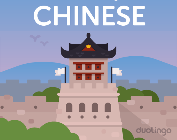 Ucz się języka chińskiego w aplikacji mobilnej Duolingo