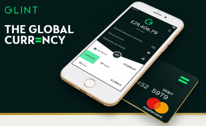 GLint Global Currency - fintech startup
