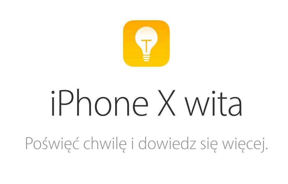 Porady i wskazówki: jak korzystać z telefonu iPhone X