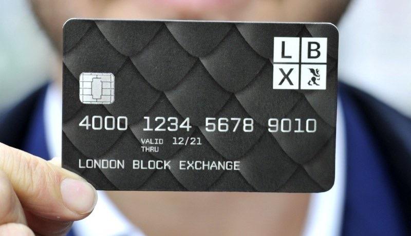 Visa Dragoncard LBX