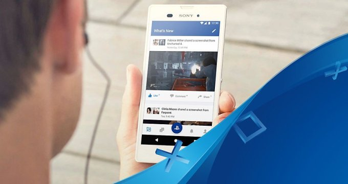 Nowa wersja aplikacji mobilnej Playstation App