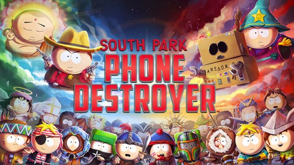 Gra mobilna South Park: Phone Destroyer™ dostępna na iOS-a