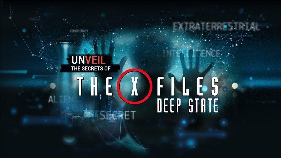 The X-Files: Deep State - gra mobilna