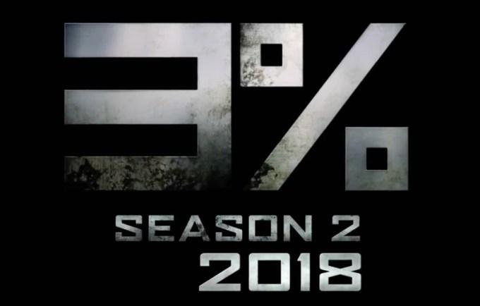 Serial 3% powróci z 2. sezonem w 2018 roku