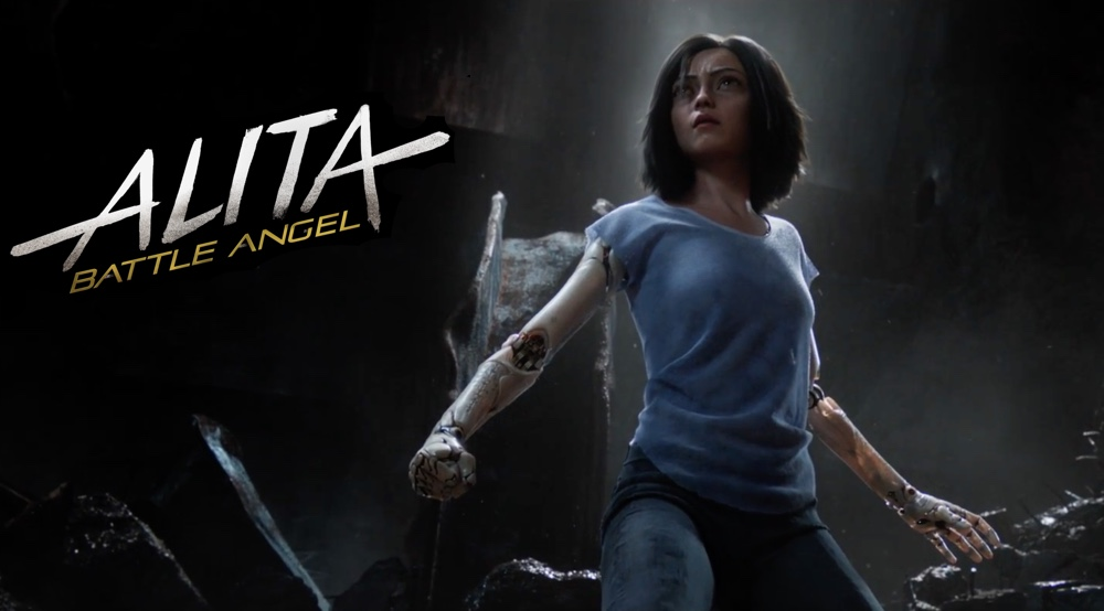 """Alita: Battle Angel"" (film, premiera 20 lipca 2018 r.)"