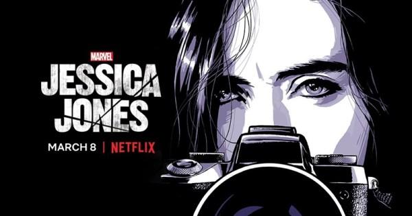 "Premiera 2. sezonu serialu ""Jessica Jones"" 8 marca 2018 r."