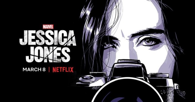"2. sezon serialu ""Marvel: Jessica Jones"" 8 marca 2018 r."