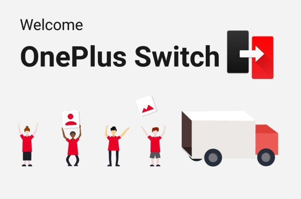 """OnePlus wydało aplikację """"OnePlus Switch"""" do migrowania danych"""