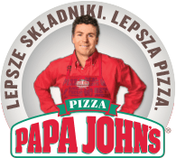 Pizza Papa John's Polska (logo)