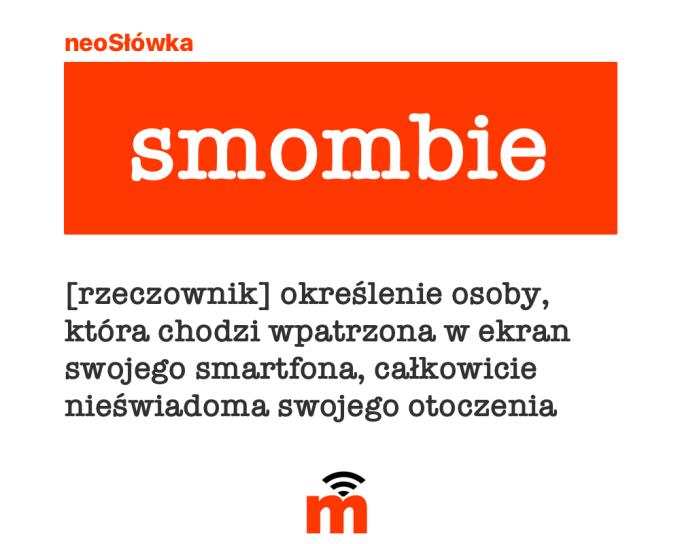 neoSłówka: smombie