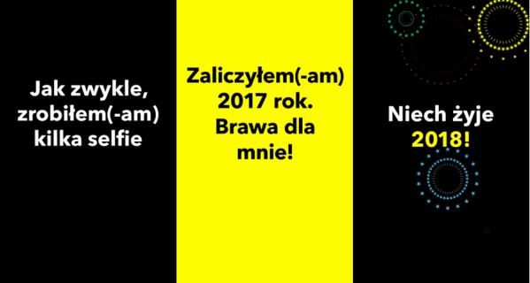 Spojrzenie wstecz na 2017 w aplikacji Snapchat