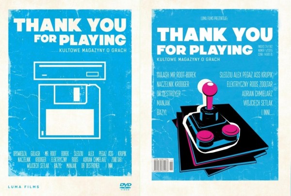 "Obejrzyj film dokumentalny ""Thank you for playing"" za darmo"