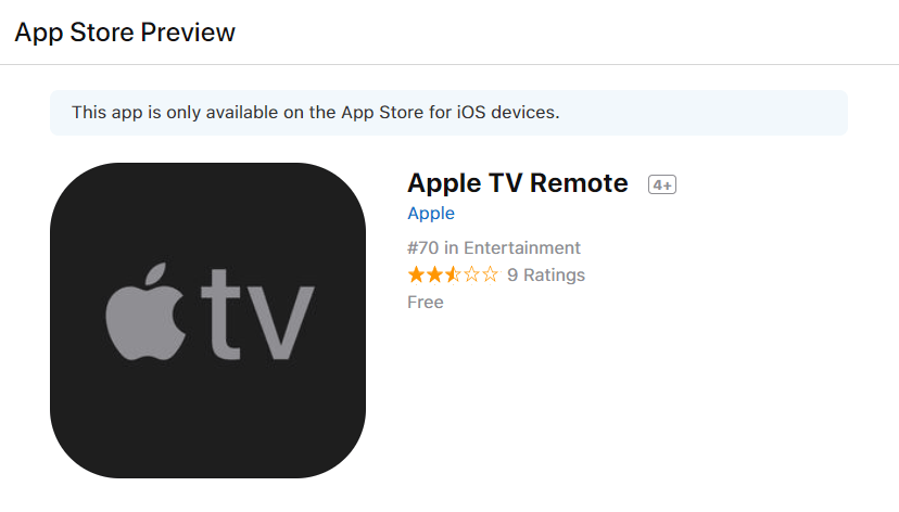 App Store Preview (WWW version 2018)