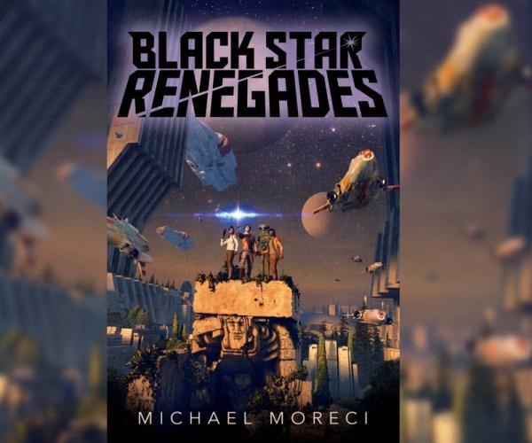 """Książka """"Black Star Renegades"""" to hołd dla """"Gwiezdnych Wojen"""""""