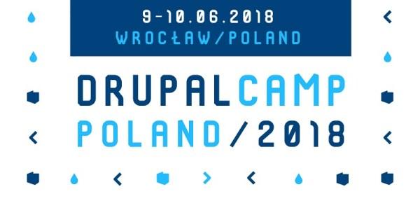 Weź udział w konferencji DrupalCamp Poland 2018