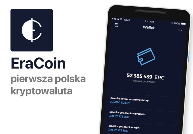 EraCoin - pierwsza polska kryptowaluta