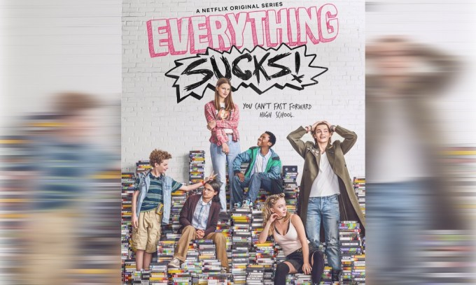 """Everything Sucks!"" Netflix"