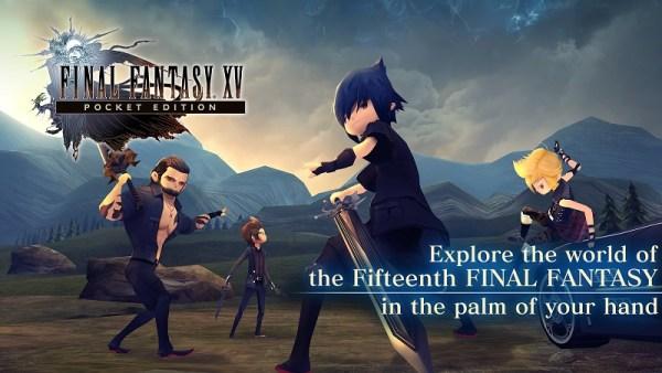 """Final Fantasy XV: Pocket Edition"" pojawi się 9 lutego?"