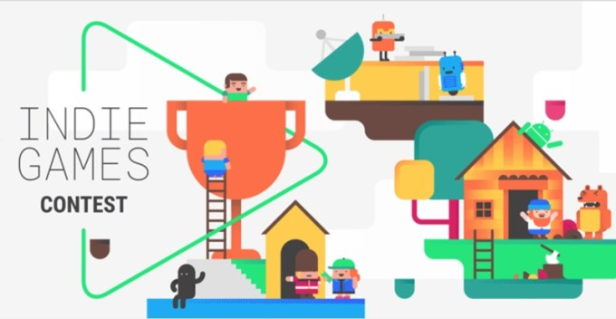 Google Play Indie Games Contest 2017