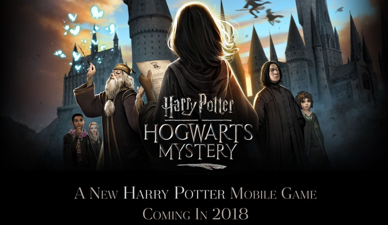 Gra mobilna Harry Potter: Hogwarts Mystery