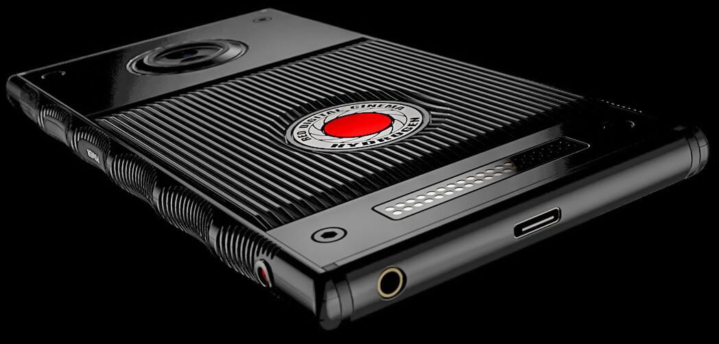 Hydrogen One firmy RED - smartfon z ekranem holograficznym