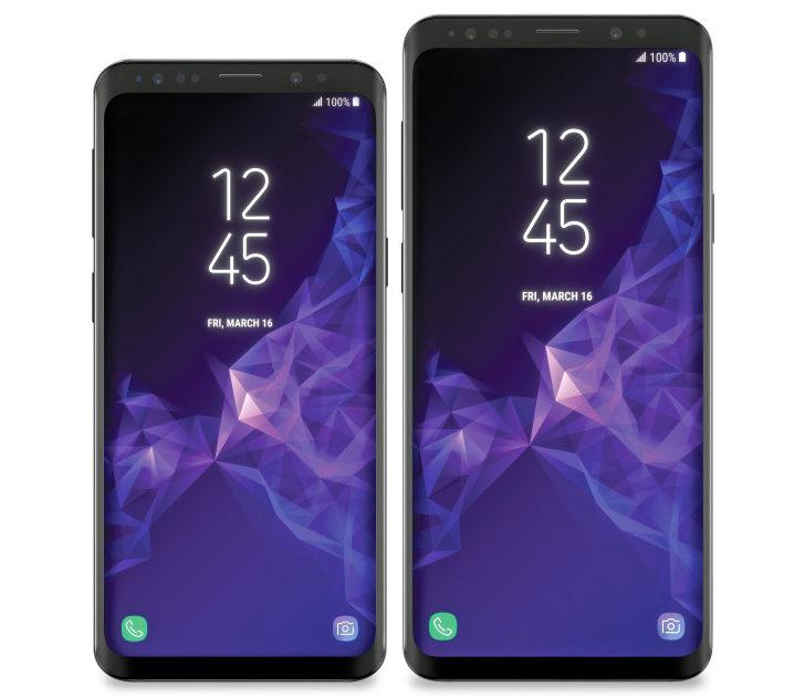 Samsung Galaxy S9 oraz S9+