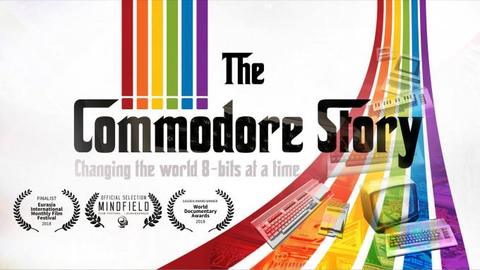 "Film dokumentalny: ""The Commodore Story - Changing the world 8-bits at the time"" - zwiastun"