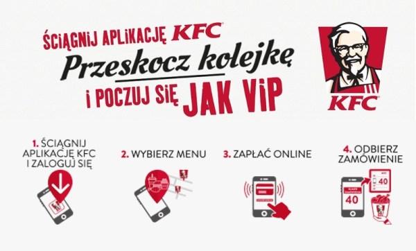 Poczuj się jak prawdziwy VIP dzięki nowej usłudze KFC