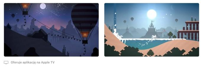 Screen z gry Alto's Odyssey (Apple TV)