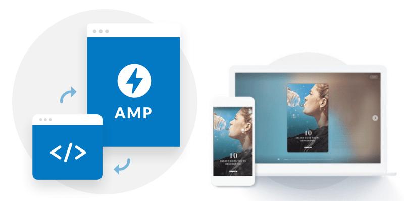 AMP Stories - Google