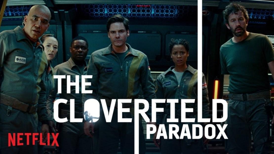 Paradoks Cloverfield (Netflix)