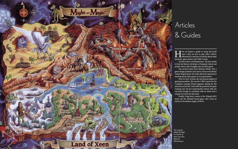 The CRPG Book Project (screen)