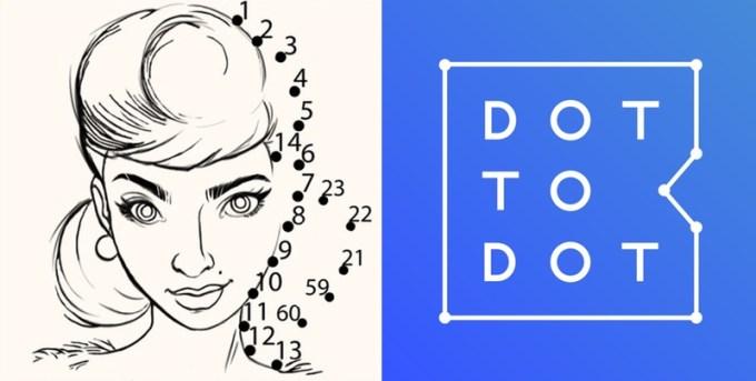 Dot 2 Dot - Połącz kropki