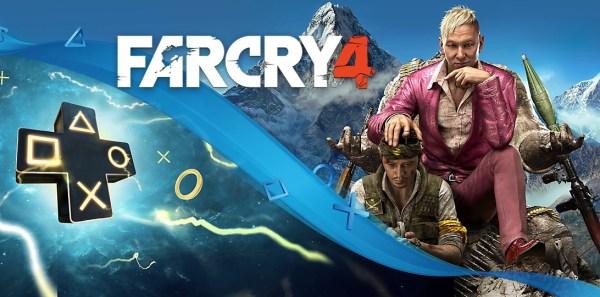 """""""Far Cry 4"""" w prezencie dla nowych członków Playstation Plus"""