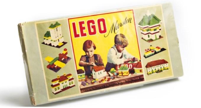 Historyczne klocki LEGO