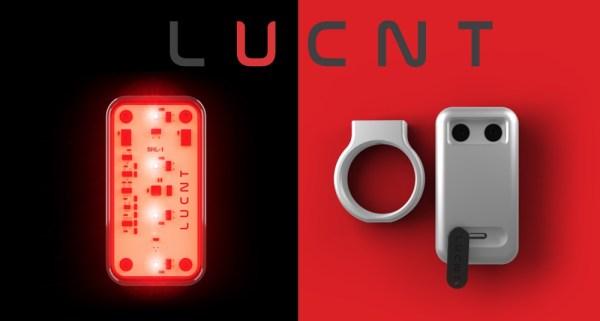 Lucnt SRL1 to inteligentna lampa rowerowa dla smartrowerzystów