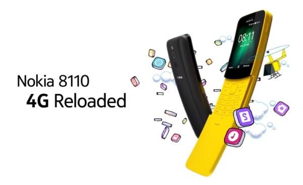 Nowa Nokia 8110 4G trafi do sprzedaży w maju!