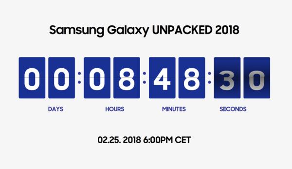 Jak oglądać na żywo premierę Samsunga Galaxy S9?