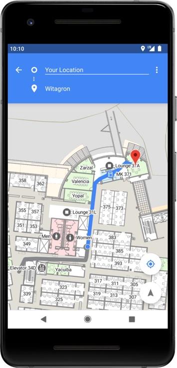 Obsługa lokalizacji pod systemem Android P