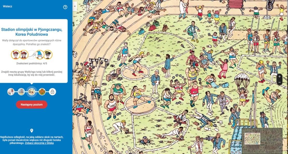 """""""Gdzie jest Wally?"""" w Mapach Google - zabawa na Prima Aprilis"""