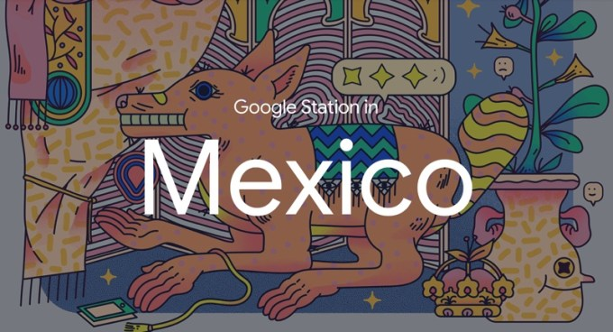 Google Station in Mexico