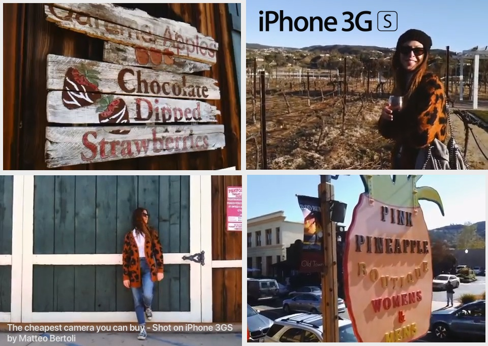 """""""The cheapest camera you can buy - Shot on iPhone 3GS"""" by Matteo Bertoli"""