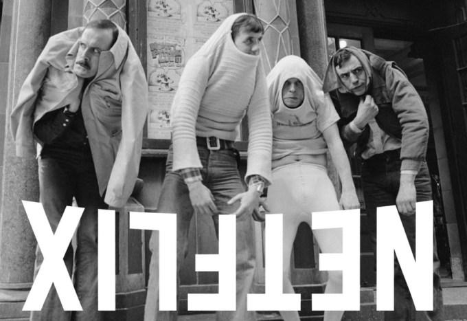 Monty Python na Netfliksie w kwietniu 2018